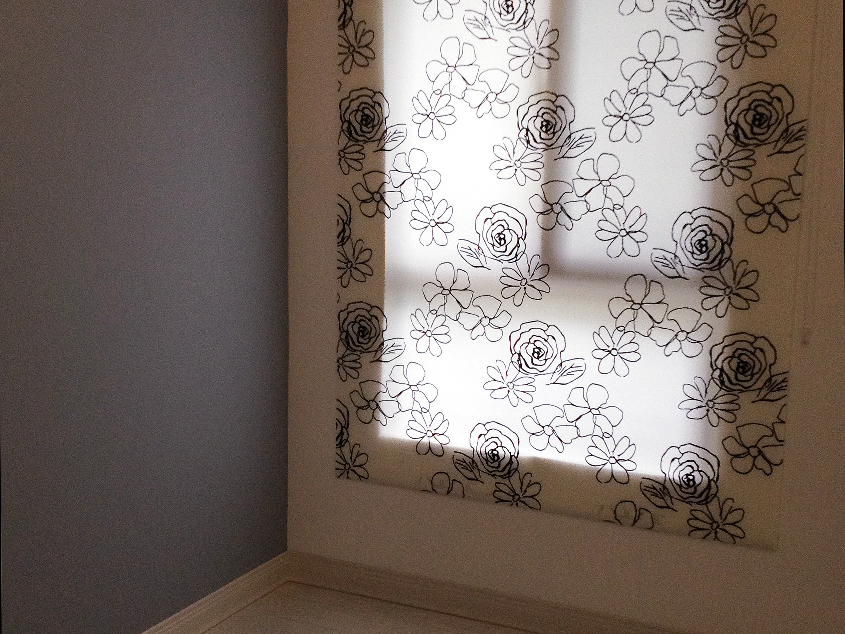 捲簾 印花設計 Printed Roller Blinds