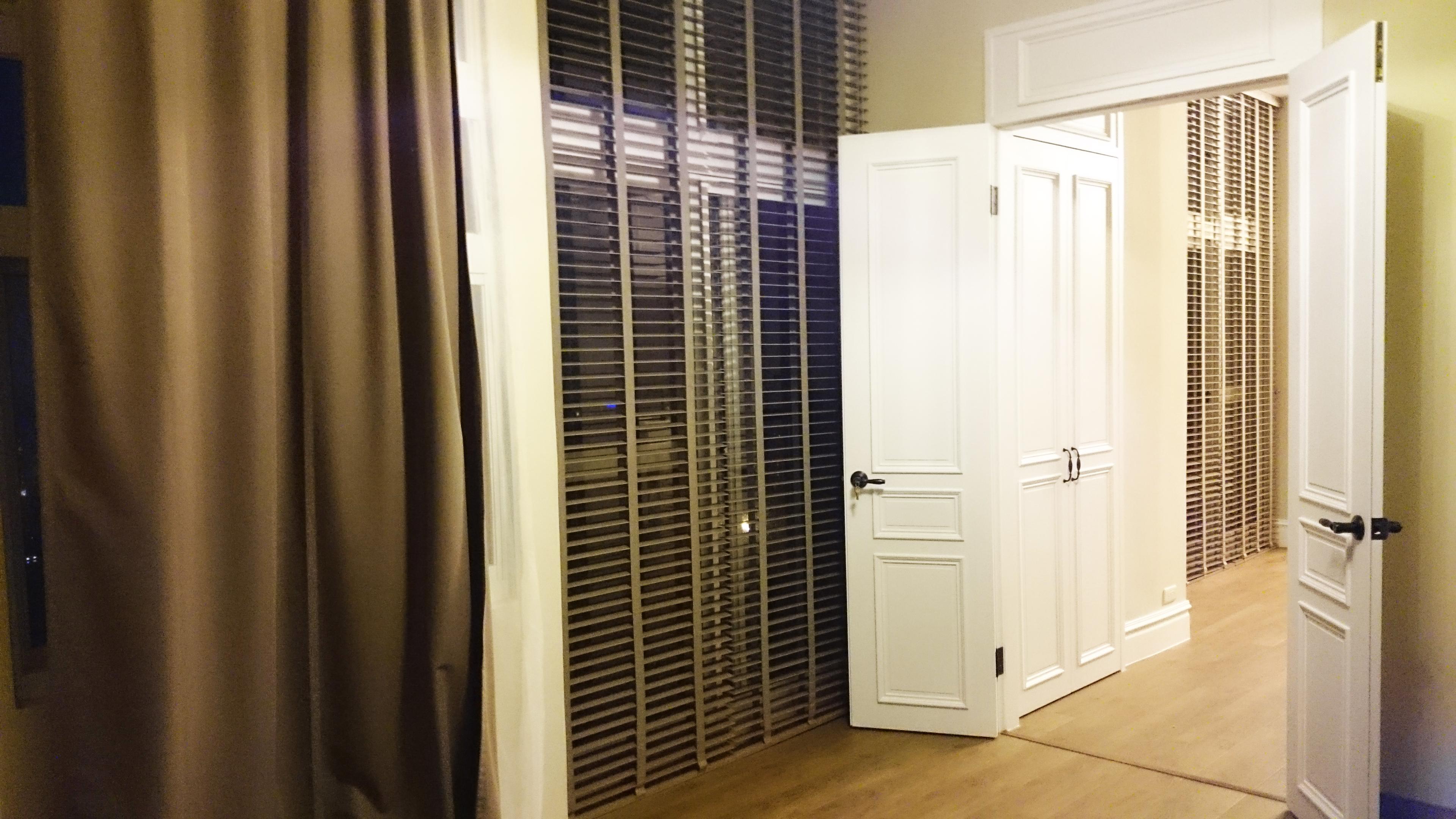 [案例] 恰到好處的大地色系精緻美宅-實木百葉簾