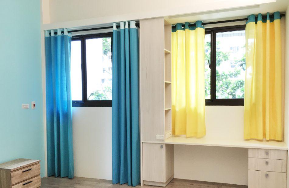 M160628c 950x617 - [案例] 為家上色,讓生活亮起來(裝飾布簾.窗簾配件)