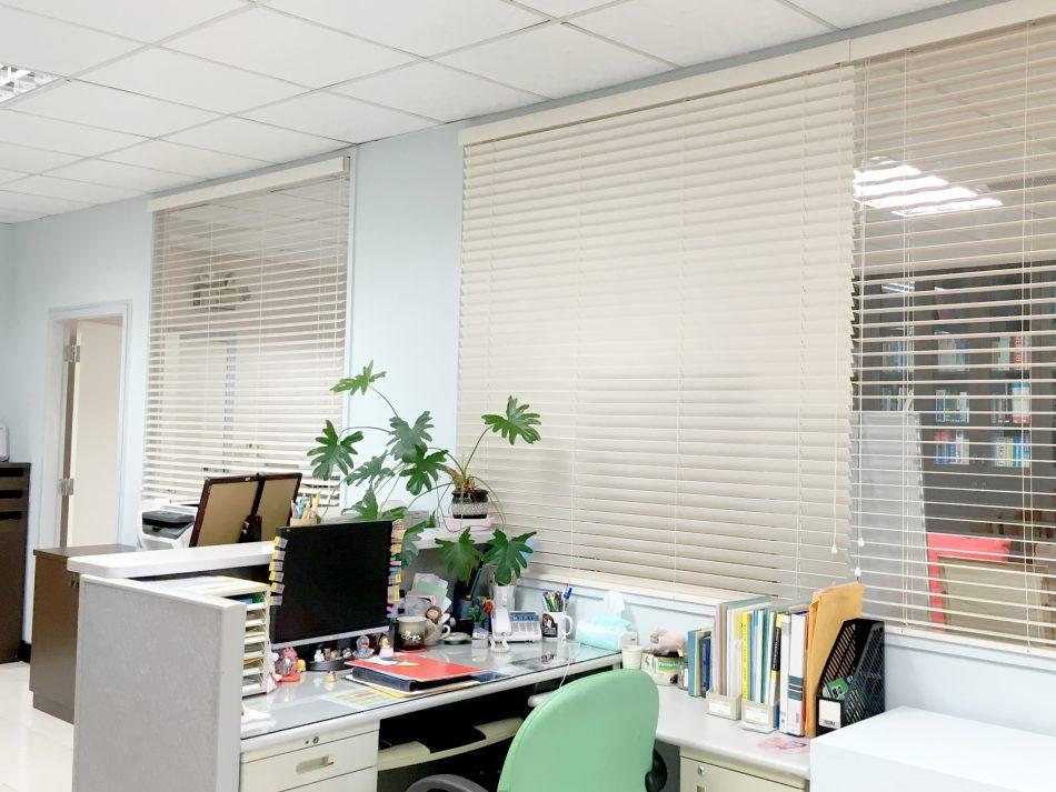 辦公室窗簾 通風窗簾 遮光窗簾 電動窗簾