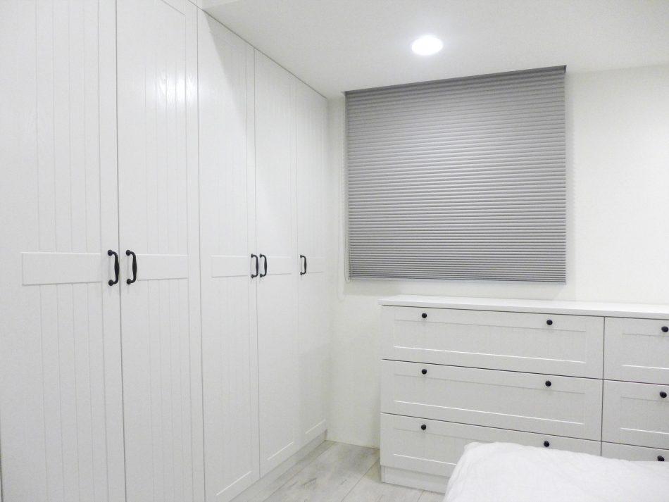 遮光蜂巢簾 風琴簾 臥室窗簾 Honeycomb Shades Bedroom Blackout