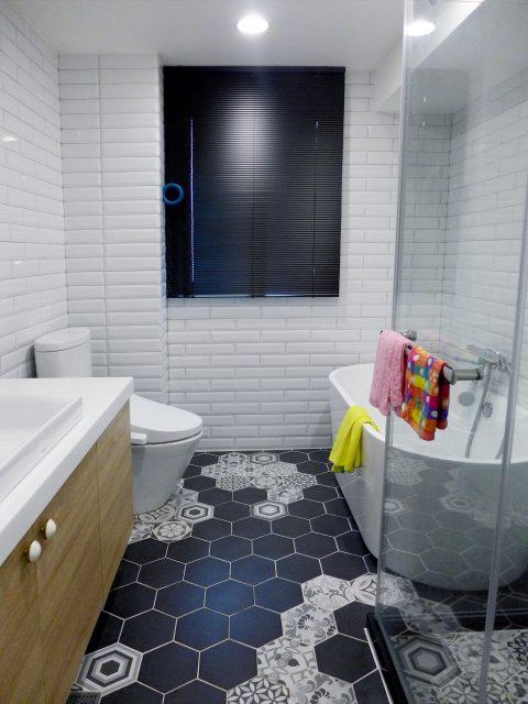 鋁百葉簾 浴室窗簾 Aluminum Venetian Blinds Bathroom