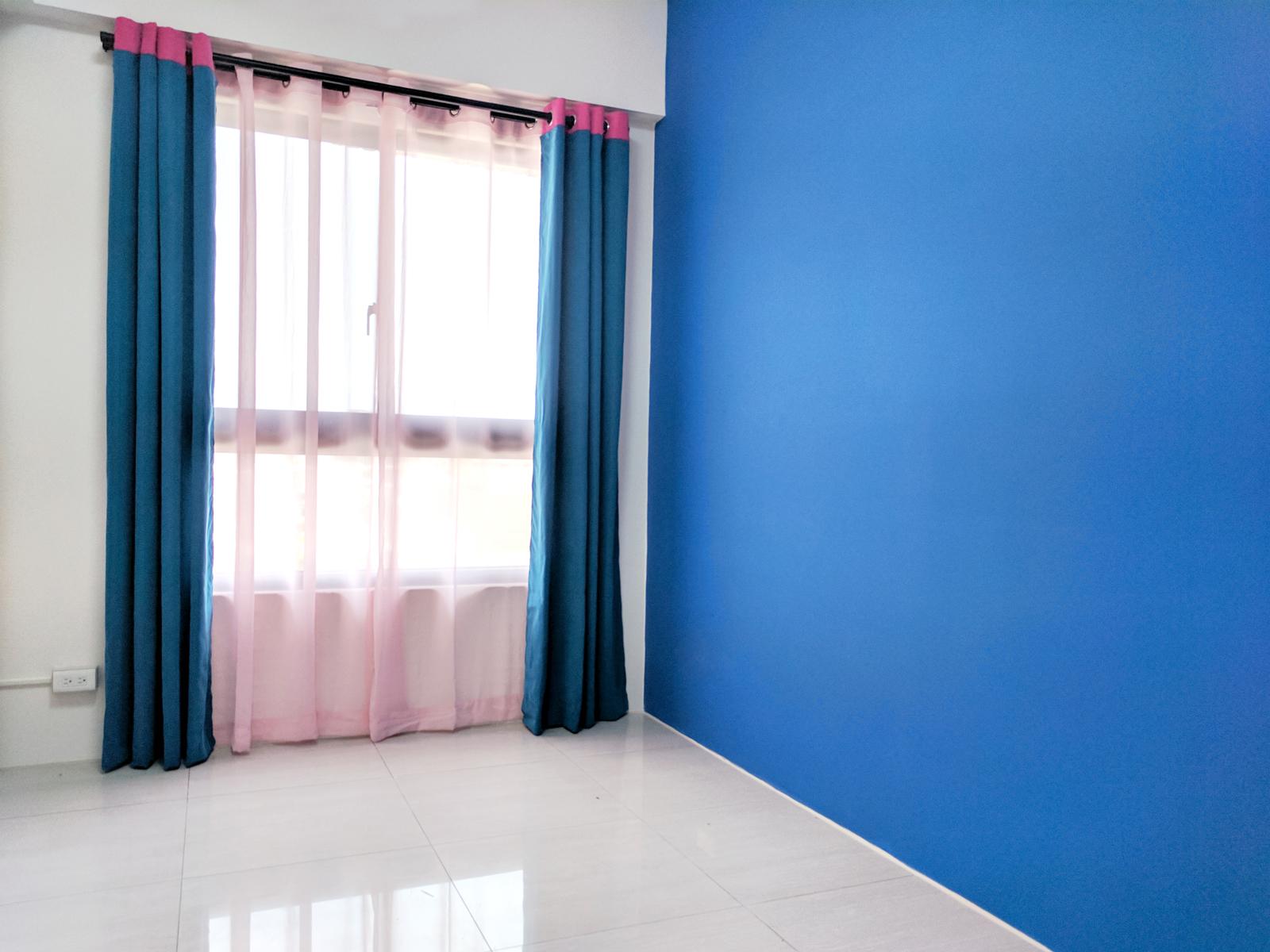 跳色窗簾 布簾 紗簾 Colorful Curtains