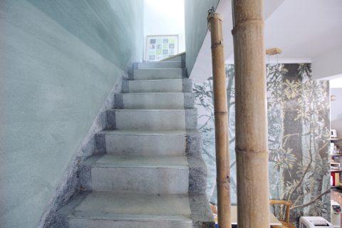 IMG 4998 1 480x320 - [案例] 老宅新韻味!桃園藝術家打造法式藝文工作室 —布百葉簾