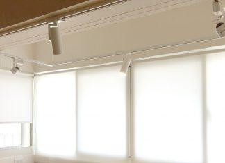 捲簾 陽台窗簾 Roller Blind Terrace