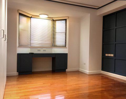 18032006c 480x379 - [案例] 凸窗、八角窗裝窗簾需注意的小細節 -珠鍊式鋁百葉簾.遮光捲簾
