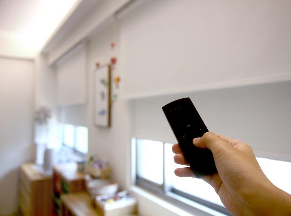 電動窗簾 遮光捲簾 雙層窗簾 透光窗簾 智能生活