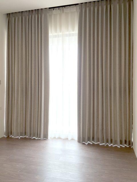 遮光窗簾 進口窗簾 窗簾桿 Blackout Curtain Pole