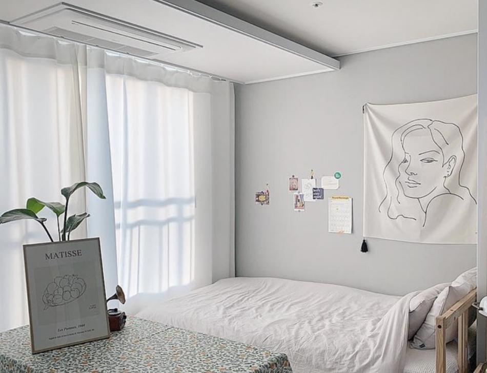 掛布 韓國掛布 北歐掛布 空間佈置 客製化 訂製布簾
