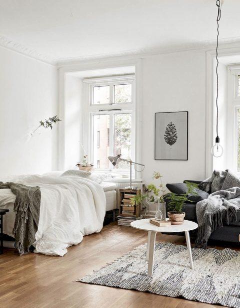 居家風格 北歐風 空間設計 空間佈置 租屋族