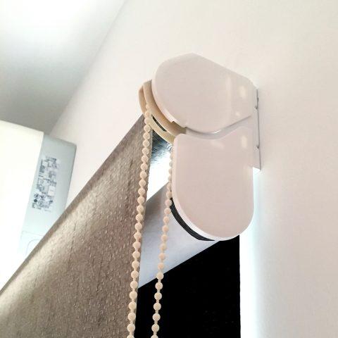 雙層窗簾 雙層托架 雙層捲簾 小空間窗簾