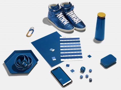 Pantone Color 年度代表色 Classic Blue 經典藍 Trend 流行顏色