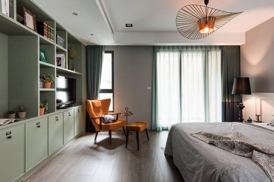 窗簾盒 窗簾訂製 窗簾型式 curtain box design