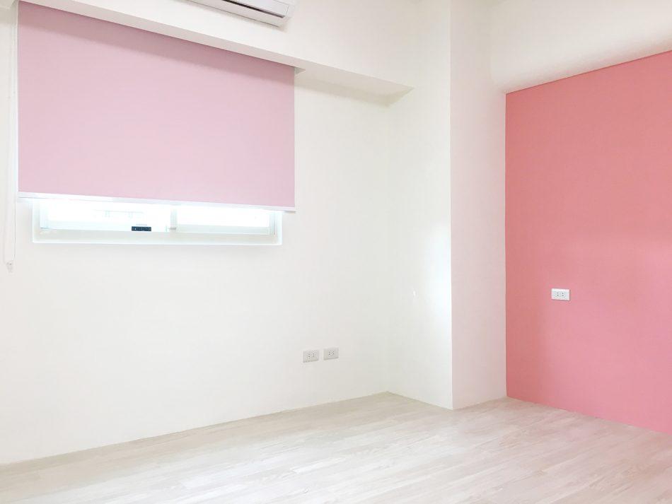 粉紅色 捲簾 遮光捲簾 隔熱捲簾