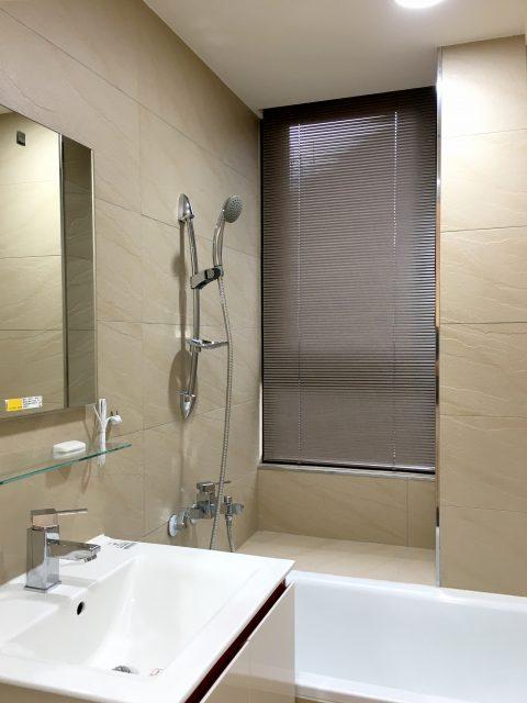 百葉簾 鋁百葉 防水窗簾 浴室窗簾