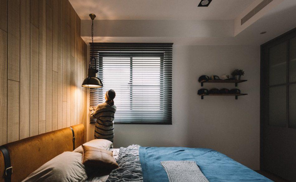 調光窗簾 木百葉簾 黑色窗簾 設計師窗簾