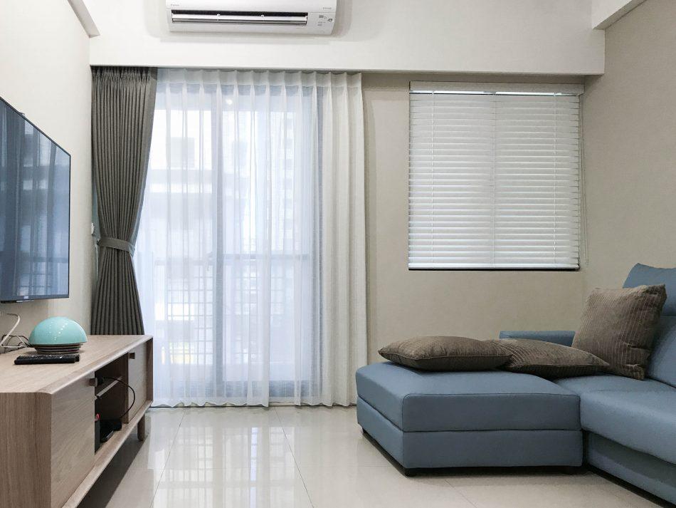 布簾 紗簾 調光窗簾 遮光窗簾 落地窗窗簾 客廳窗簾