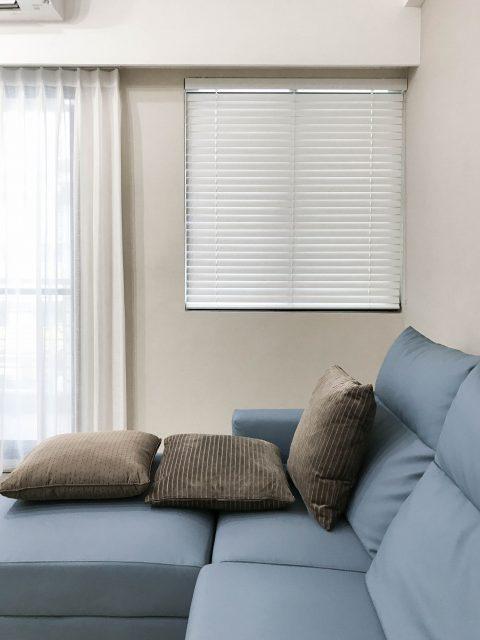 百葉簾 木百葉 遮光窗簾 通風窗簾 客廳窗簾