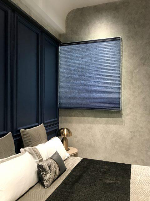 蜂巢簾 輕工業風 房間窗簾 窗簾推薦 居家佈置