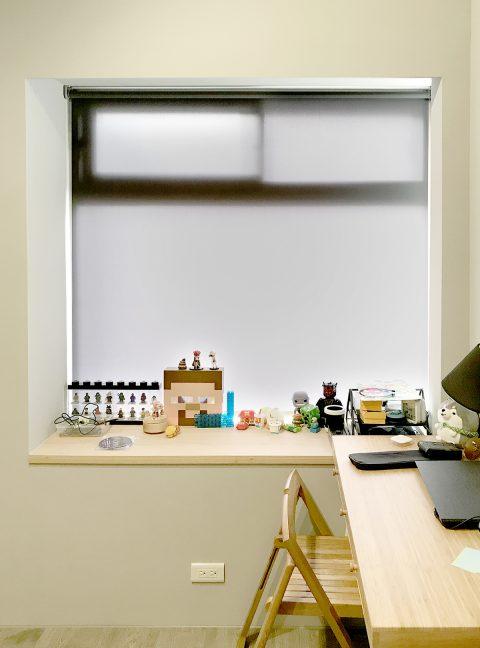 電動窗簾 無拉繩窗簾 兒童房窗簾 窗簾盒 客廳窗簾