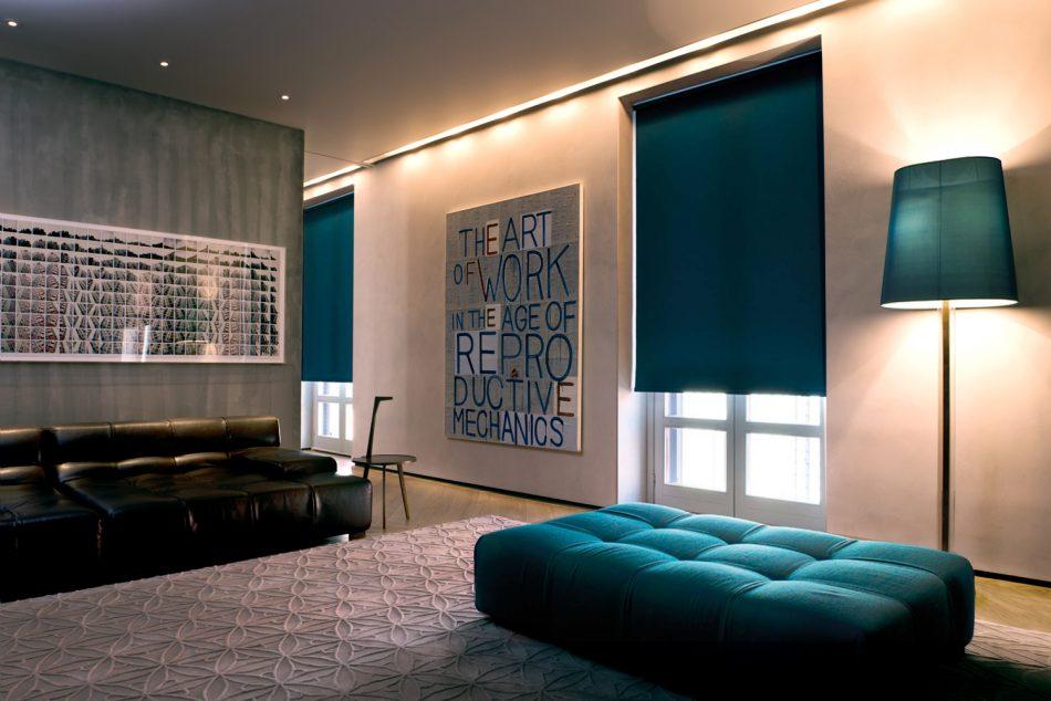 電動窗簾 窗簾盒 捲簾推薦 客廳窗簾 無拉繩窗簾