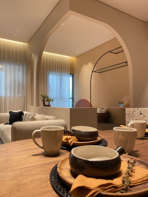 客廳窗簾 訂製窗簾 三摺簾 紗簾 開放式設計