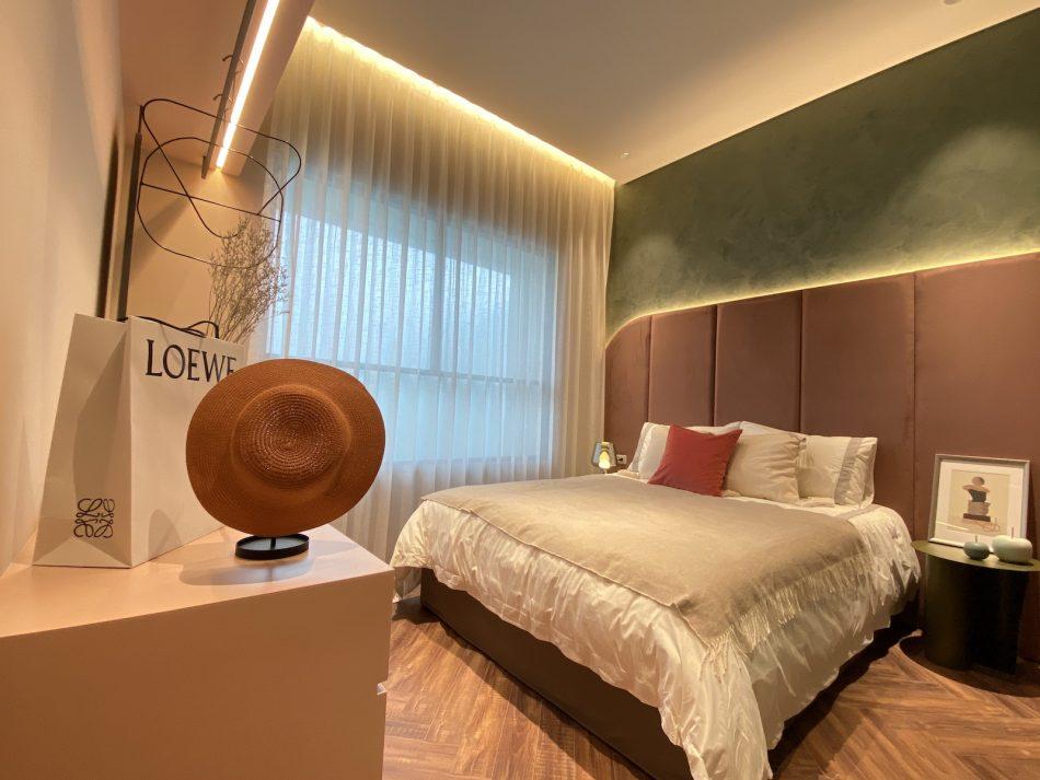 臥室窗簾 訂製窗簾 三摺簾 紗簾 歐風設計