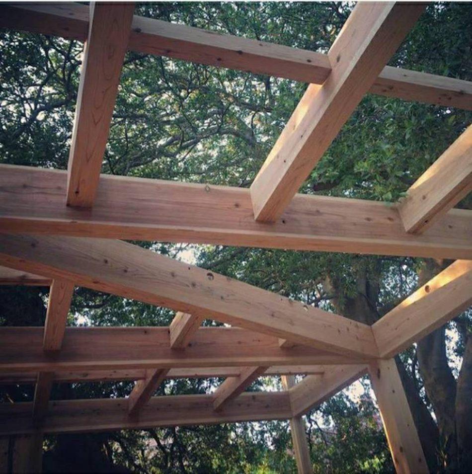 治離線生活的容器 House1/2 木屋 構築設計 治器 土佐杉 土佐檜 木構造