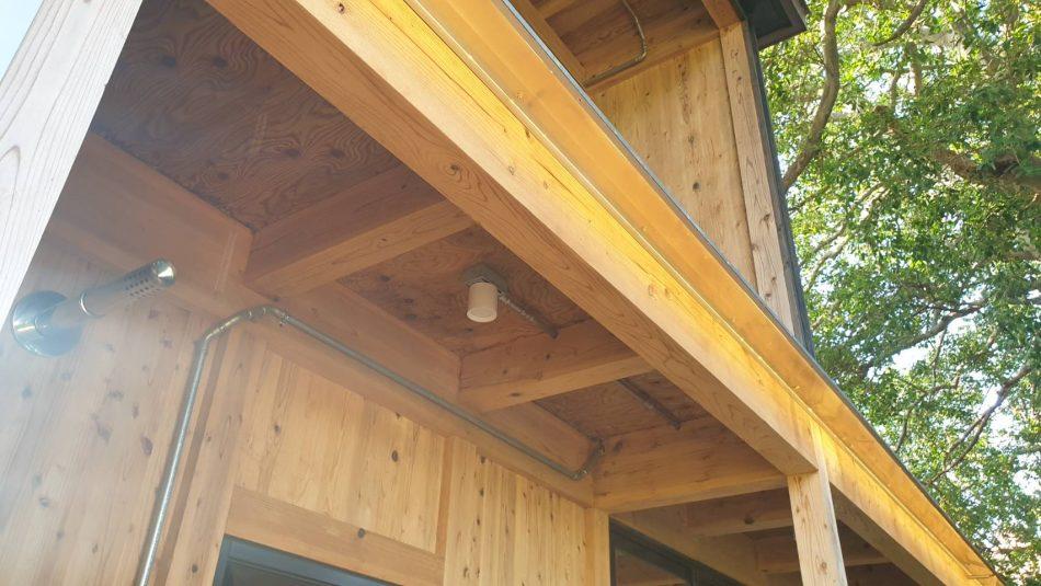 構築設計 木屋 house1/2 離線生活