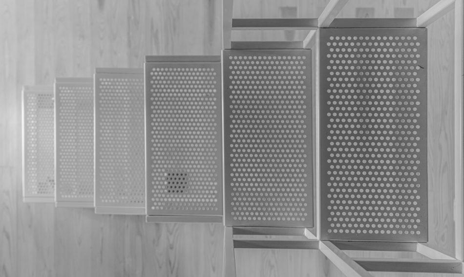 治離線生活的容器 House1/2 木屋 構築設計 治器 樓梯設計