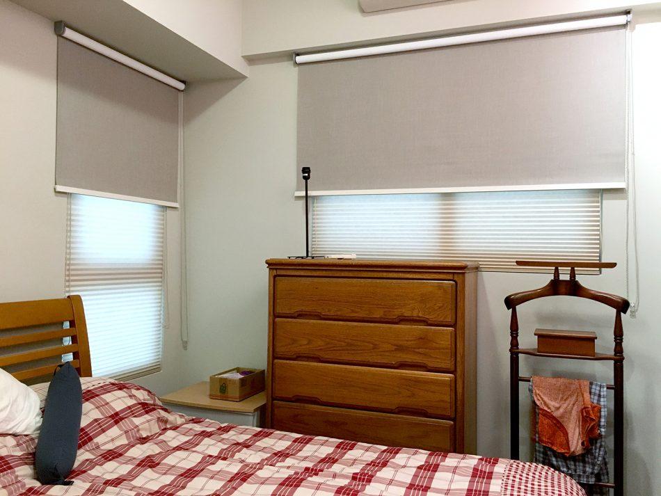 風琴簾 捲簾 雙層窗簾 硬質窗簾 遮光窗簾 半透光窗簾