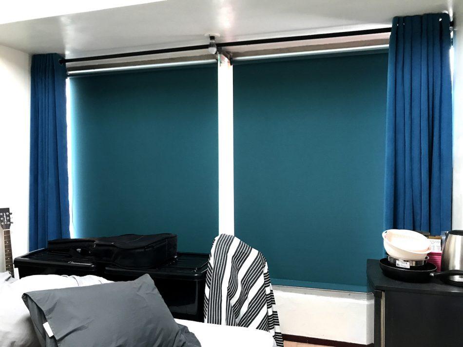 雙層窗簾 捲簾 布簾 硬質窗簾 軟質窗簾 遮光窗簾