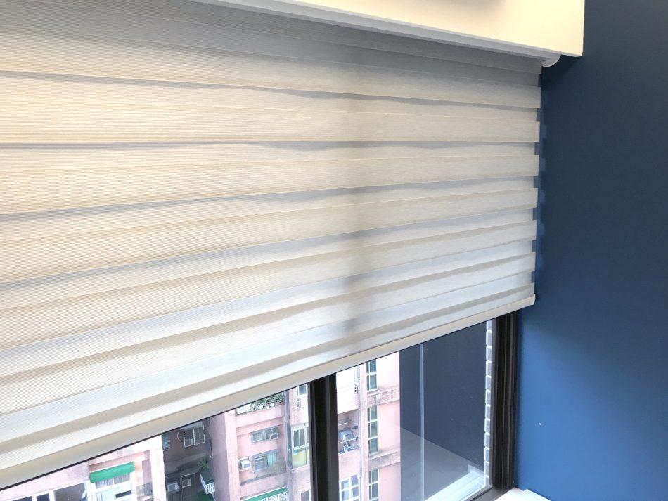 工作室窗簾 調光捲簾