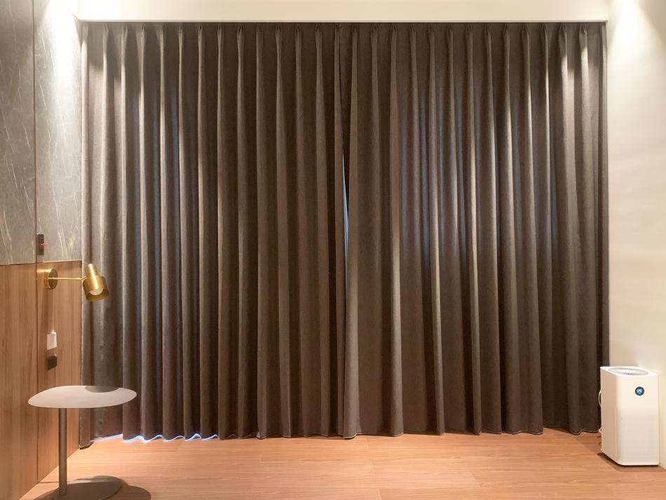 遮光窗簾 布紗簾 臥室窗簾 臥室設計