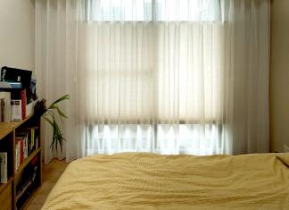 雙層窗簾 紗簾 布簾 風琴簾 臥室窗簾