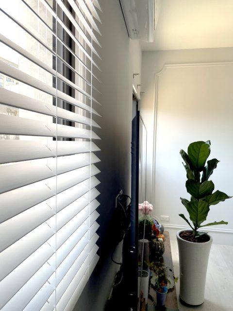 百葉窗簾 白色窗簾 防水窗簾 塑膠窗簾 通風窗簾